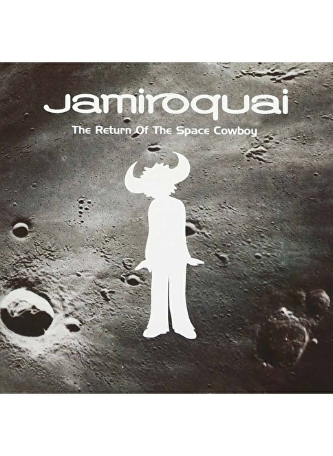 Sony Music Jamiroquai-The Return Of The Space Cowboy Renkli